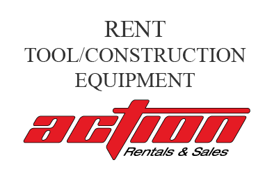 Rent Tools and Construction Equipment