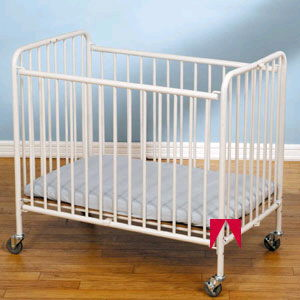 Where to find BABY BED, PORTACRIB-WITH PAD 24  X 38 in Kingsport