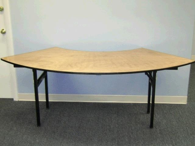 Where to find TABLE, 4 FT.  SERPENTINE    48 IN in Kingsport