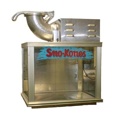 Where to rent SNO-CONE  MACHINE   Large in Gate City VA, Rogersville TN, Johnson City Tennessee, Kingsport, Elizabethtown TN, Walnut Hill TN