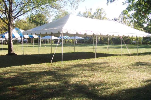 Where to find TENT, 20 X 40    WHITE   FRAME in Kingsport