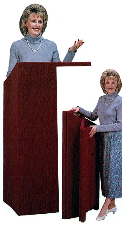 Where to find FOLDING  LECTERN  PODIUM in Kingsport
