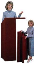 Where to rent FOLDING -  PODIUM  ONLY in Kingsport TN