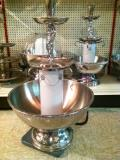 Rental store for FOUNTAIN,  7 GALLON   STAINLESS   PUNCH in Kingsport TN