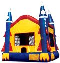 Rental store for 15  X 15   BOUNCE  ROCKETS  DEL. EXTRA in Kingsport TN