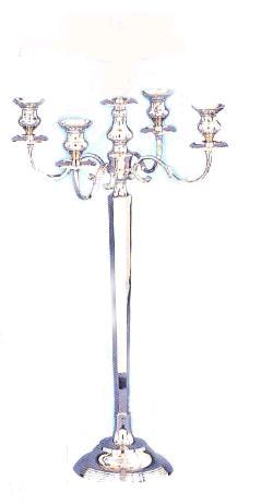 Where to find CANDELABRA  WHITE   5 ARM  24 in Kingsport
