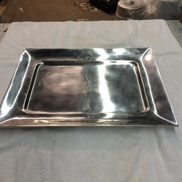 Where to find SERVING TRAY,PEWTER SQUARE  13.5 X 13.5 in Kingsport
