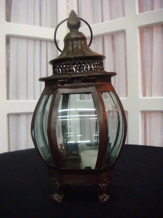 Where to find LANTERN,BROWN IRON   6X12 in Kingsport