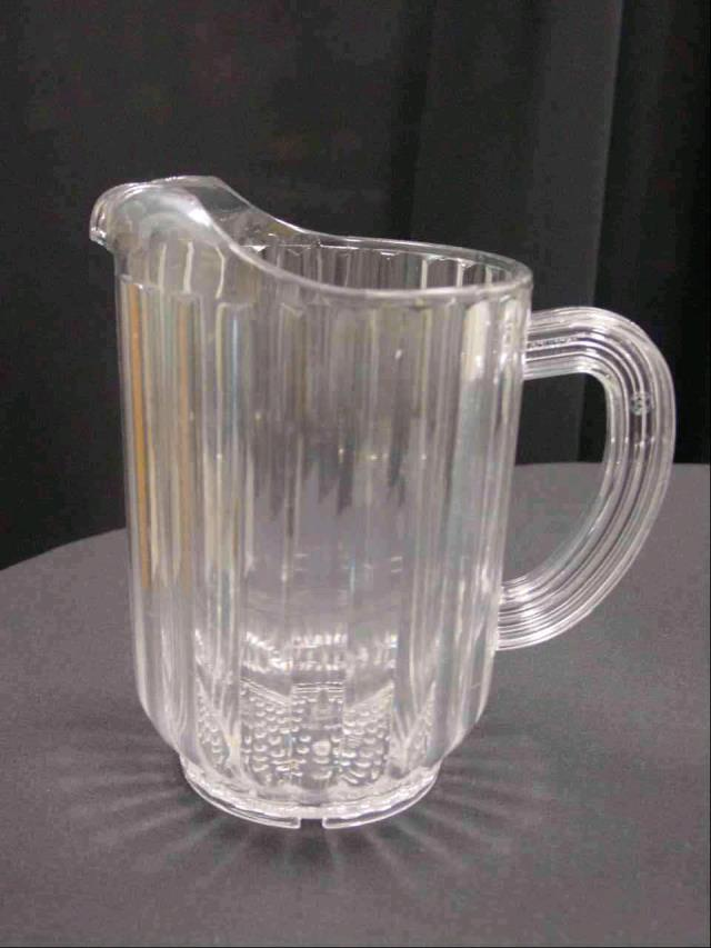 Where to find PITCHER, CLEAR PLASTIC  48 OZ. in Kingsport