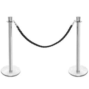 Where to find BARRIER ROPE   8 FT BLACK in Kingsport