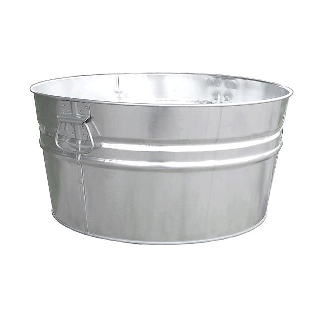 Where to find GALVANIZED  BEVERAGE  TUBS  15 GALLON in Kingsport