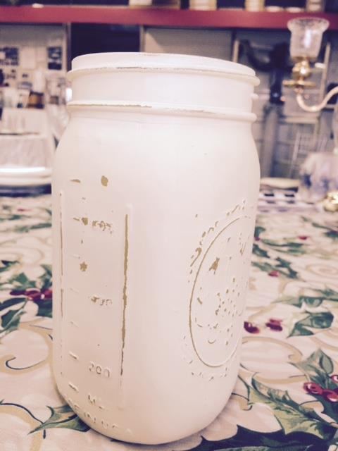 Where to find MASON JARS VINTAGE PAINTED  PINT in Kingsport