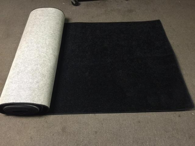 Where to find RUNNER, BLACK CARPET   4 x25 in Kingsport