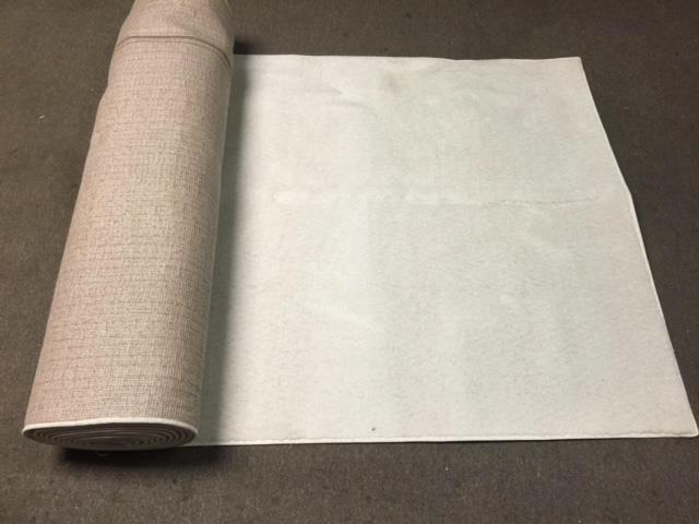 Where to find RUNNER, WHITE CARPET 4X25   INDOOR ONLY in Kingsport