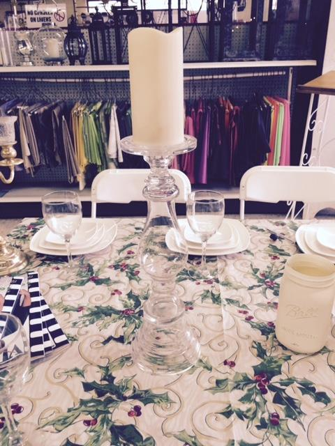 Where to find CRYSTAL  CANDLE HOLDER   20 in Kingsport
