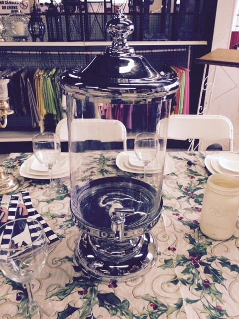 Where to find DRINK DISPENSER, 2.5 GL CHROME BASE in Kingsport