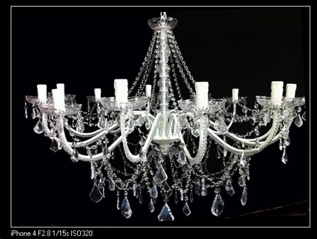 Where to find CHANDELIER , CRYSTAL   12 LIGHT in Kingsport