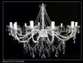 Rental store for CHANDELIER , CRYSTAL   12 LIGHT in Kingsport TN