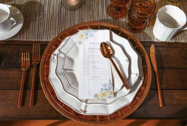Where to find PLATES, IVORY  SALAD  SCALLOPED RUSTIC in Kingsport