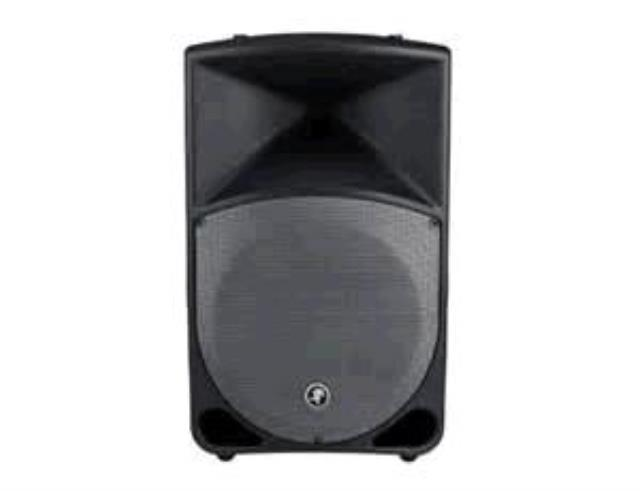 Where to find SPEAKER   SOUND SYSTEM  MACKIE 15    1 in Kingsport
