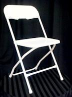 Where to find CHAIRS,   NEW  WEDDING WHITE in Kingsport