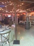 Rental store for WOODEN POLES   WITH BASE   RUSTIC in Kingsport TN
