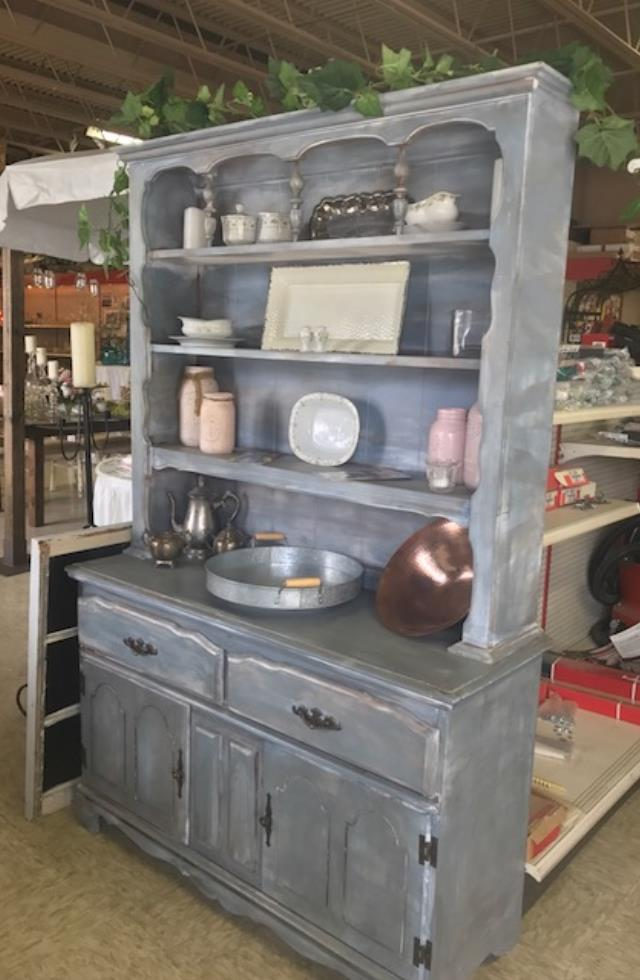 Where to find RUSTIC  2 LEVEL  BEVERAGE STATION  GREY in Kingsport