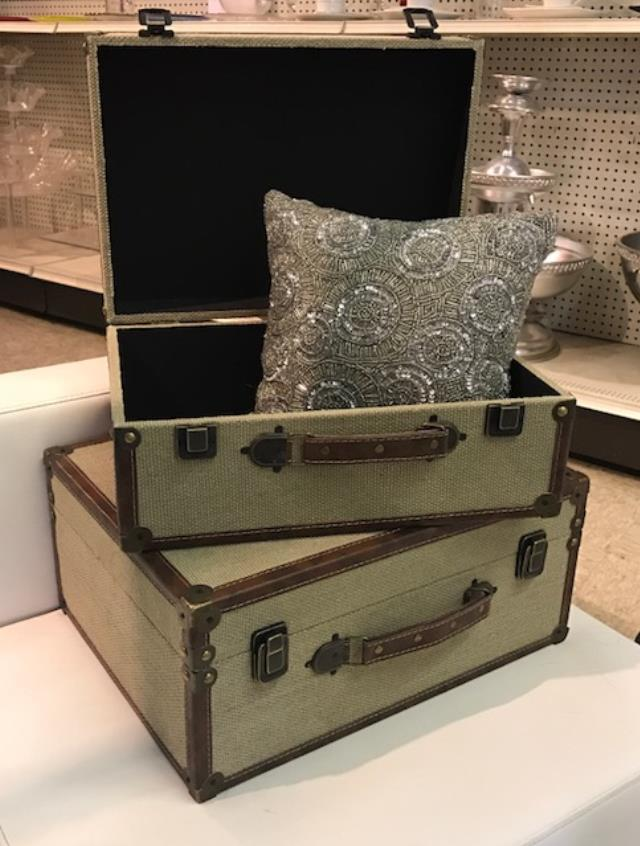 Where to find BURLAP LUGGAGE  2 in Kingsport
