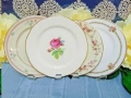 Rental store for VINTAGE  MISMATCHED  SALAD PLATES in Kingsport TN