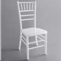 Rental store for BRIDE   GROOM CHAIRS   CHIAVARI  WHITE in Kingsport TN