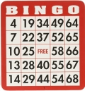 Rental store for BINGO  REUSABLE  CARDS in Kingsport TN
