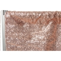 Rental store for DRAPE, BLUSH  SEQUIN  PANEL   8 X 112 in Kingsport TN
