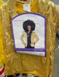 Rental store for DISCO JACKET  GOLD SEQUIN    DISCO PANTS in Kingsport TN