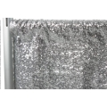 Rental store for DRAPE. SEQUIN  SILVER  10 X10  SHINY in Kingsport TN
