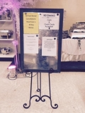 Rental store for EASEL  IRON SCROLL  4.5  X 10 in Kingsport TN