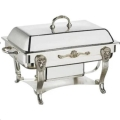 Rental store for CHAFER, 8 QT. SILVERPLATE  RECT. in Kingsport TN
