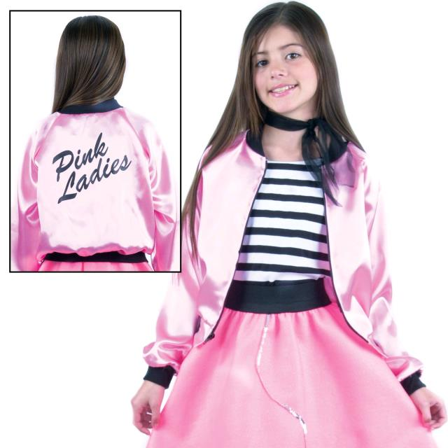 Where to find CHILD PINK LADIES JACKET SMALL in Kingsport  sc 1 st  Party Rental & CHILD PINK LADIES JACKET SMALL Rentals Kingsport TN Where to Rent ...
