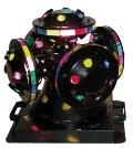 Rental store for MULTI-SAUCER   ROTATING LIGHT in Kingsport TN