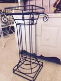 Rental store for GRECIAN  BLACK IRON  PLANT STAND  36 in Kingsport TN
