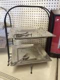 Rental store for SERVING,TRAY PEWTER SQUARE  2 LEVEL in Kingsport TN