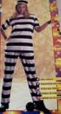 Where to rent COSTUME PRISONER GIRL W PANTS in Kingsport TN