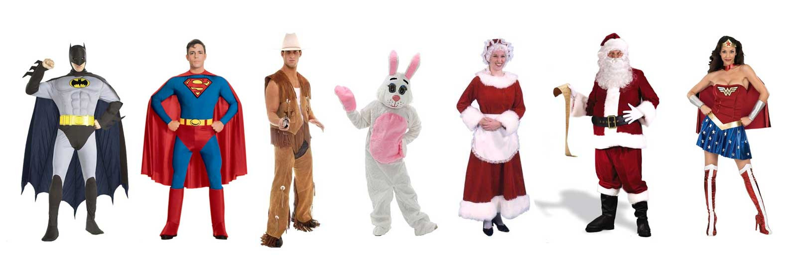 Costume Rentals in NE Tennessee, SE Kentucky and SW Virginia Tri-State Area
